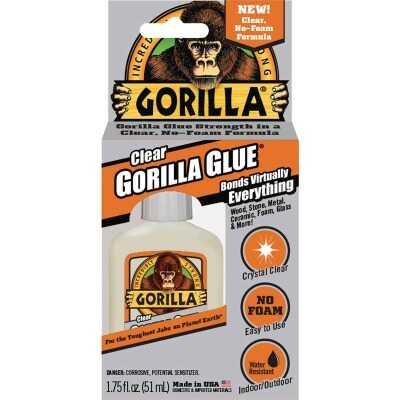 Gorilla 1.75 Oz. Clear All-Purpose Glue