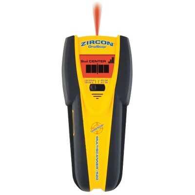Zircon MultiScanner i520 OneStep Stud Finder