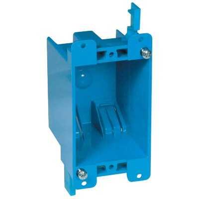 Carlon 1-Gang PVC Molded Old Work Switch Box