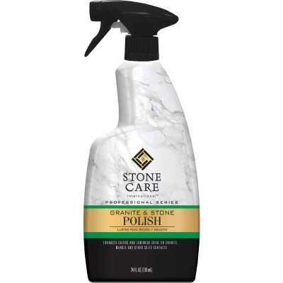 Stone Care International 24 Oz. Granite & Stone Polish