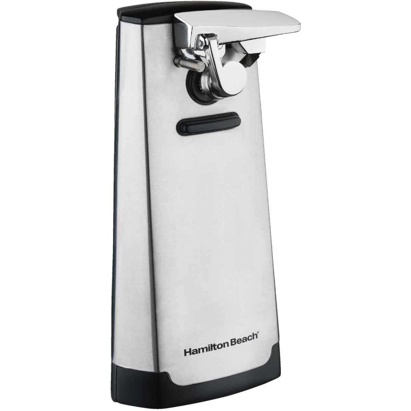 Hamilton Beach Stainless Steel Electric Can Opener Image 1