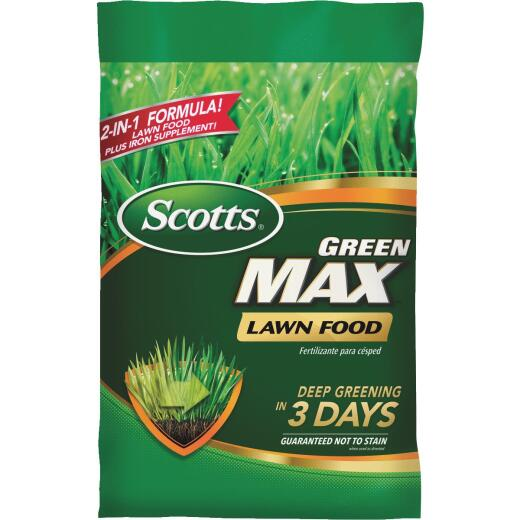Scotts Green Max 16.9 Lb. 5000 Sq. Ft. 27-0-2 Lawn Fertilizer