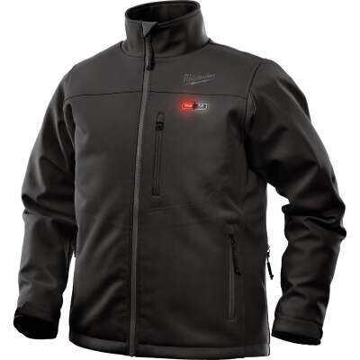 Milwaukee M12 2XL Black Cordless Heated Jacket Kit