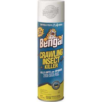 Bengal 16 Oz. Aerosol Spray Crawling Insect Killer
