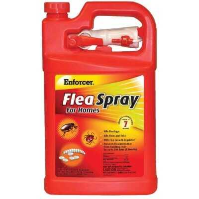 Enforcer 128 Oz. Ready To Use Trigger Spray Tick & Flea Killer For Homes
