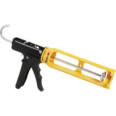 Dripless ErgoTech Series 10 Oz. 18:1 Thrust Industrial Cradle Composite Caulk Gun